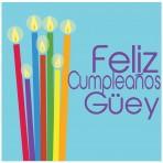 Feliz Cumpeaños Coño/Guey